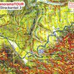 Panoramatour 30 km Streckenteil 3
